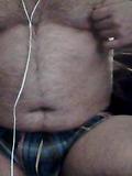 Me playing with my nip