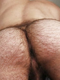 Culito peludo