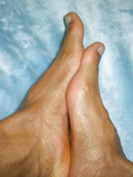 Feet & Cum