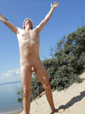Nudist daddy