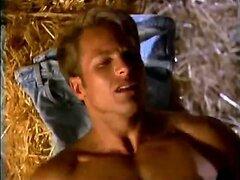 Big cock fucking in barn