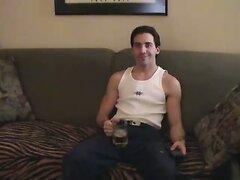 Long solo jerk off video