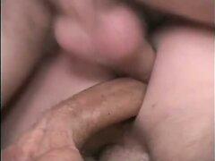 Hotties do double anal