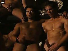 Slutty mexican gays enjoy group sex