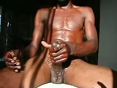 Huge Black Daddy Dick