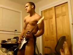 Naked Guitar Hero