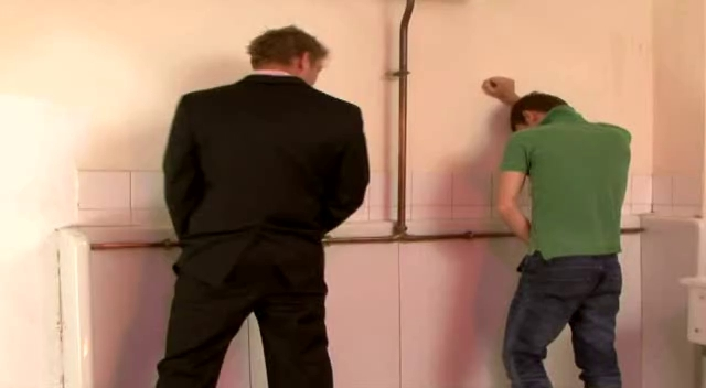Gay cruising urinal-7410