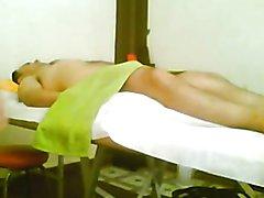 Masaje hidden cam