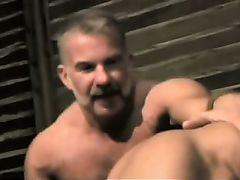 2 Hairy Muscle Bears