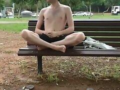 Cum in Public 2 - In The Park