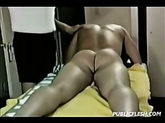 Classic Twink Gay Bare Ass Spanking