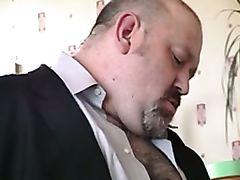 Daddy fuck a hairy bear
