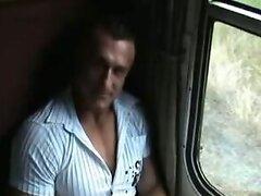 Fuck in the train