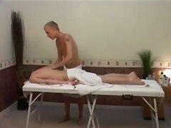 Sensual Massage Turns Into Hardcore Bareback Fucking