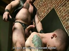 BDSM Factory Rough Raw Deal Part 4
