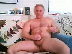 Mark's big meat.