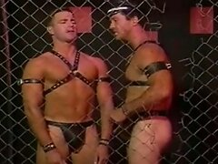 Paul Carrigan in Leather