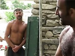 french guy fuck hot arab outside