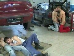 (GAY) Euro boys group sex part 2