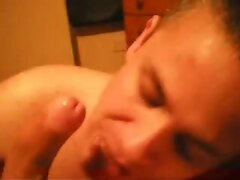 I GET S SLOPPY CUM FACIAL AND SWALLOW LOADS OF HOT JIZZ