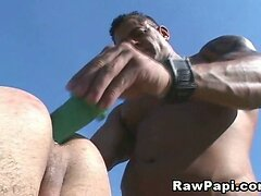 Latino Who Loves Butt Fucking Action