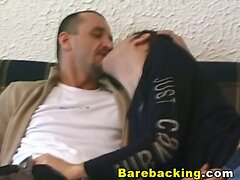 Hot Guy Gets Assfucked Hard by Big Cock