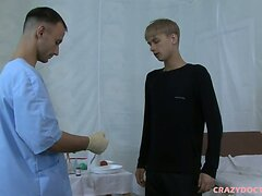 Smoking hot medical examination  scene 2