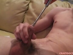 Twinks delightful masturbation