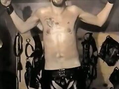 Extreme Gay Whipping And BDSM