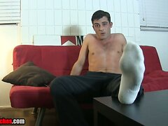 Worship My Feet After Leg Day LANCE HART FOOT FETISH
