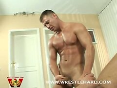 Gay muscle cumshot compilation