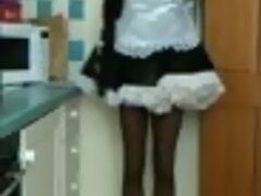 Sissy Tech Inc. presents Sissy Doll Maid (part one):