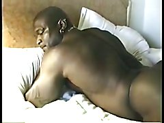 Black Man Slut Gets His Ass Fingered And His Cock Sucked.