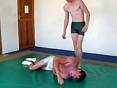 FERDI VS DANIEL WRESTLING - FIGHT