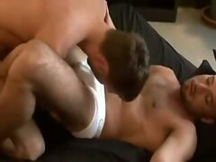 (GAY) Couple enjoying hot sex