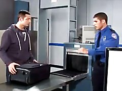 Customs Officer Fucks the Passenger