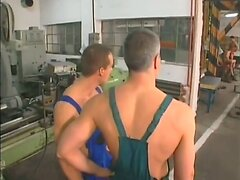 European Group -   Orgy at the Factory