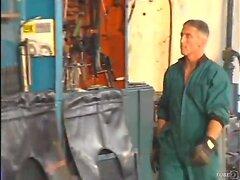 European Muscle  - Mechanics Threeway at the shop