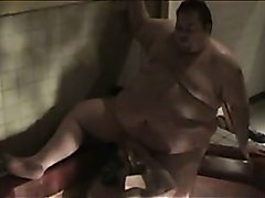 Chubby man