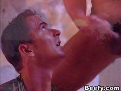 Outdoor Muscle Gay Sex  scene 2