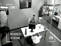 Secret Office Sex