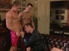 Benjamin Bradley in a hot foursome