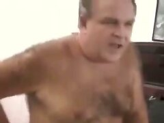 Chubby Old Fuck Young White