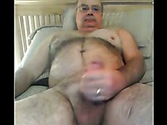 Hairy silver daddies on webcam compilaton