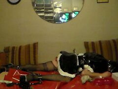sissy maid biggi