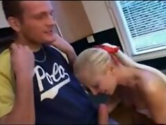 hottest french straight guy fucks girl and creampie (part2)