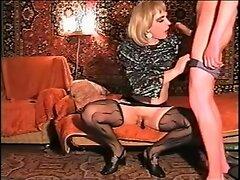 Larisa! Russian mature transvestite!  scene 6