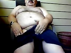 sexy chubby man