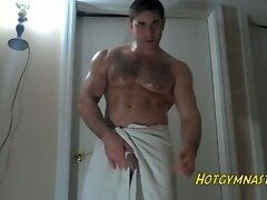 Straight Muscle Stud fucks a girl and gives you the details!