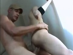 twink gets fuck good by big fat hard cock